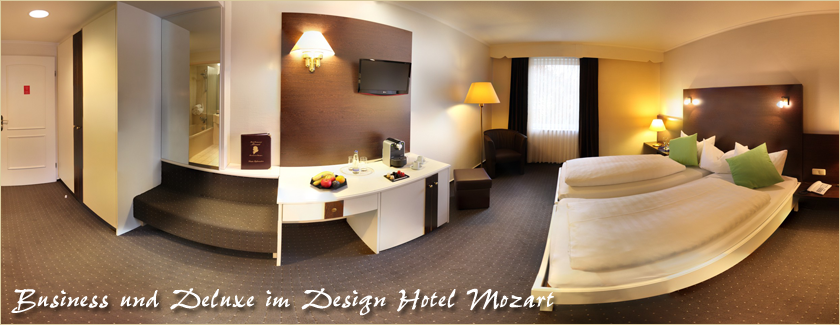 Business hotel mozart chiemgau traunreut traunstein for Chiemsee design hotel